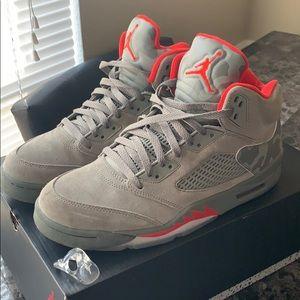 """Air Jordan """"Camo"""" 5"""